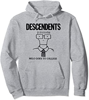 Descendents Milo Goes To College _ Official Merchandise Pullover Hoodie