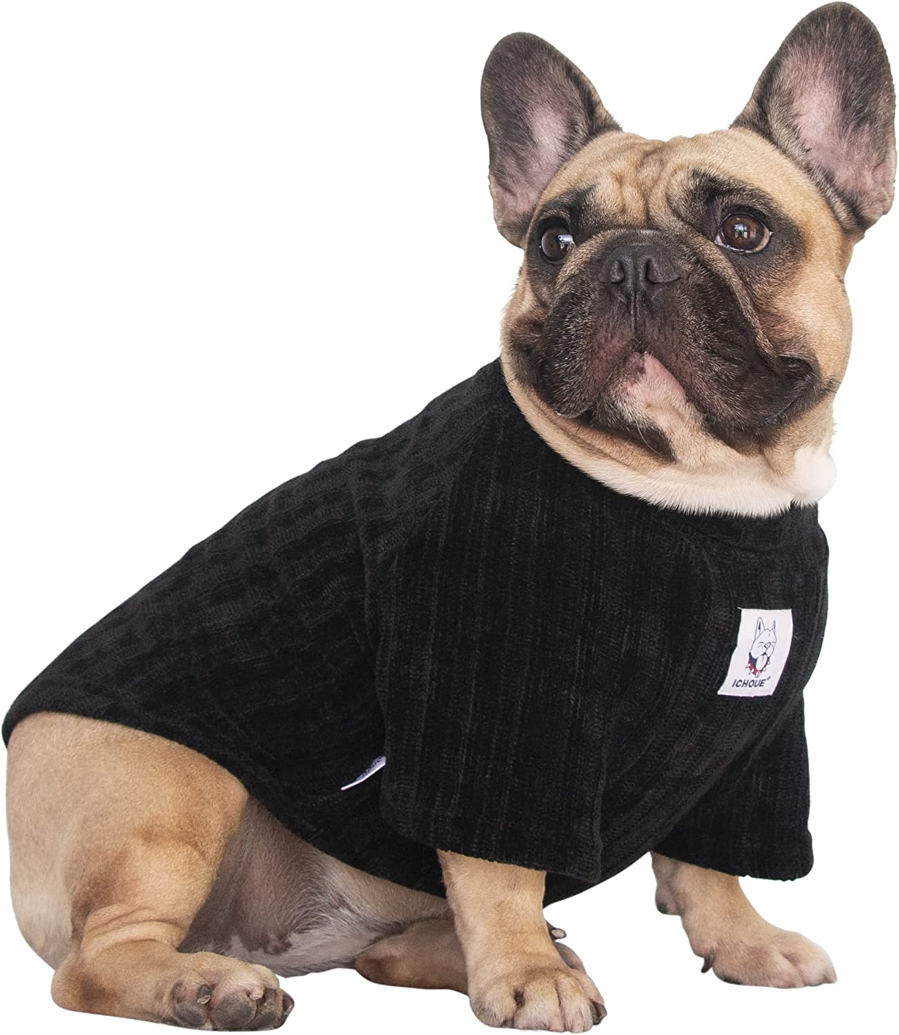 iChoue Pet Dog Winter Warm Opening large Very popular release sale Turtleneck Pullover Sweater Clothes