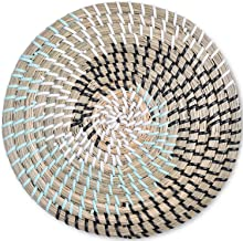 Rattan Trivets for Hot Dishes-Woven Trivets Handmade Placemats for Dining Table - Heat Resistant Coasters for Pots, Pans a...