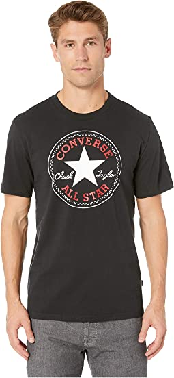 d80abbe47244 Black 2. 7. Converse. Chuck Patch Tee