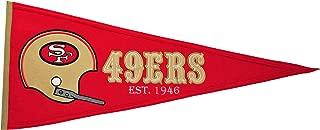 49ers banner flag