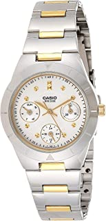 Casio Casual Watch Analog Display Quartz for Women LTP-2083SG-7AV