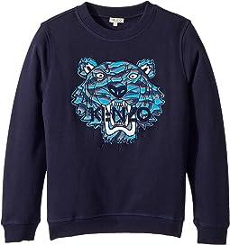 Tiger Sweater (Big Kids)