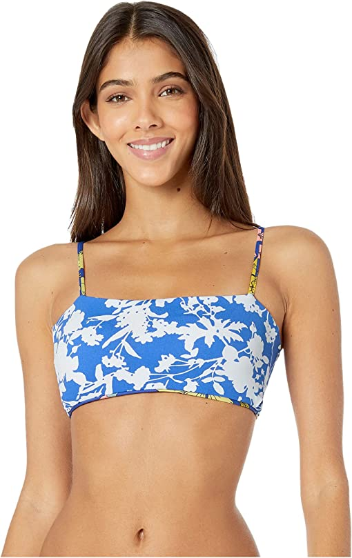 Pacific Blue Floral