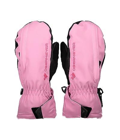 Obermeyer Kids Gauntlet Mitten (Little Kids/Big Kids) (Pinkies Up) Extreme Cold Weather Gloves