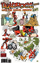 Deadpool Kills The Marvel Universe Again #1 Variant Cover by Jay P. Fosgitt