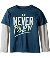 Under Armour Kids - Never Follow Slider (Little Kids/Big Kids)