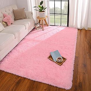 Chicrug Soft Fluffy Area Rugs Plush Rug for Living Room...