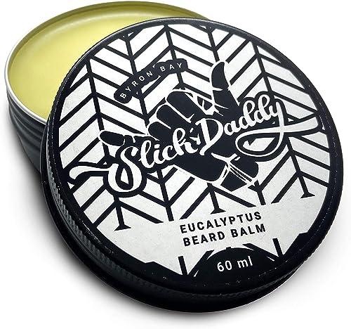 Beard Balm with Jojoba Oil, Beeswax, Cocoa Butter, Shea Butter & Vitamin E - Purpose-Driven, Premium Quality, All Nat...