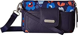 New Classic RFID Phone Wallet Crossbody