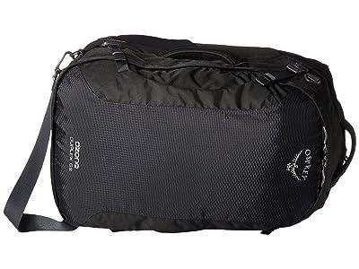Osprey Ozone Duplex 65 (Black) Bags