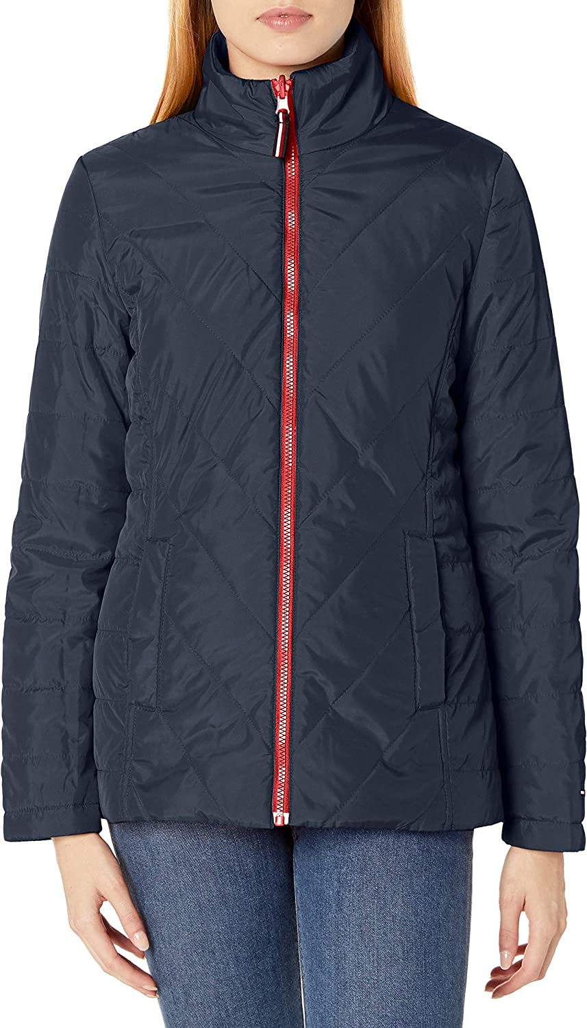 Tommy Hilfiger Women's 3-in-1 Systems Jacket