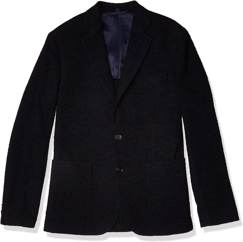J.Lindeberg Men's Boucle Wool Blazer