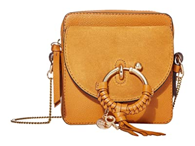 See by Chloe Joan Camera Bag (Luminous Ochre) Handbags