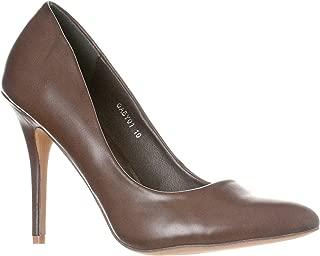 Best chocolate brown shoes high heels Reviews
