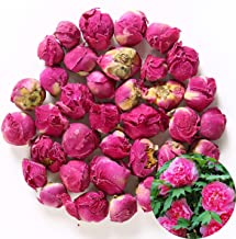 TooGet Fragrant Peony Ball Paeonia lactiflora Natural Dried Peony Flowers Wholesale, Top Grade - 4 OZ