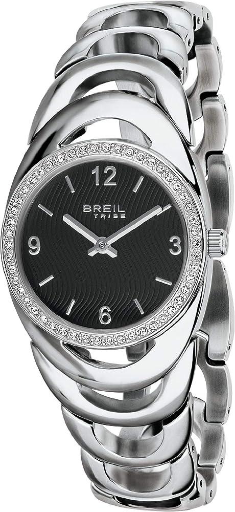Orologio breil per donna saturn con bracciale in acciaio EW0257