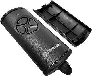 Hörmann Handzender Cover HSE4BS lege behuizing zonder batterij zonder printplaat reserveonderdeel boven- en onderschaal