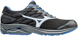 Mizuno Wave Rider 20 GTX Black Silver Navy Blue