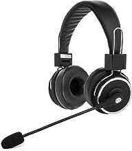 Blue Tiger Dual Elite Wireless Bluetooth Headset – Premium Noise Cancelling..