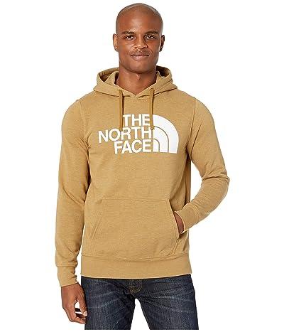 The North Face Half Dome Pullover Hoodie (British Khaki Heather) Men