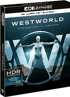 Westworld - Stagione 01 (3 4K Ultra Hd+3 Blu Ray) Italia Blu