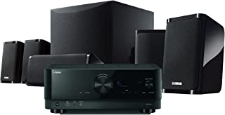 Yamaha YHT-5960U Sistema de Cine en casa con HDMI 8K y MusicCast