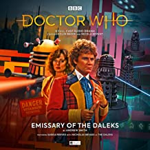 Doctor Who Monthly Adventures #254 - Emissary of the Daleks (Doctor Who The Monthly Adventures)