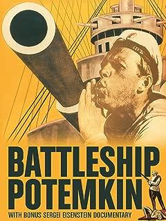 Battleship Potemkin with Bonus Sergei Eisenstein Documentary