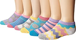 Dots/Stripes Low Cut 6-Pack (Toddler/Little Kid/Big Kid)