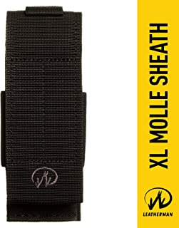 LEATHERMAN - MOLLE Compatible X-Large Nylon Sheath for Multitools, Fits MUT, Surge, and Super Tool 300 - Black
