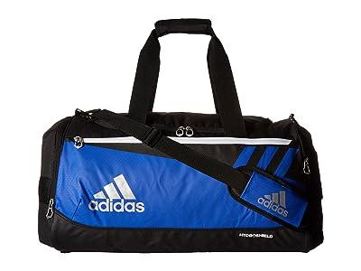 adidas Team Issue Medium Duffel (Bold Blue) Duffel Bags