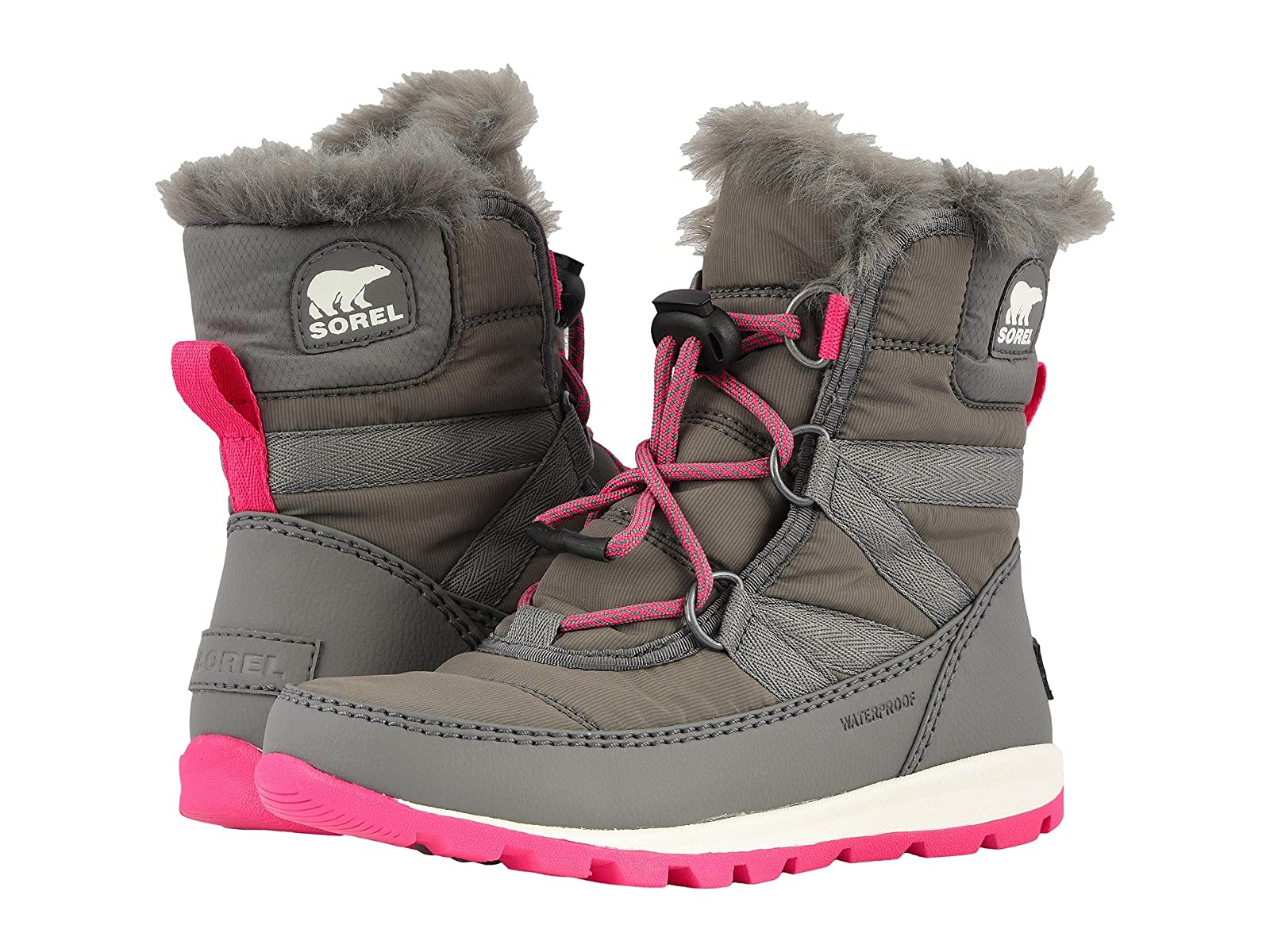 SOREL Kids Whitney™ Short Lace (Little Kid/Big Kid)Economical and quality shoes