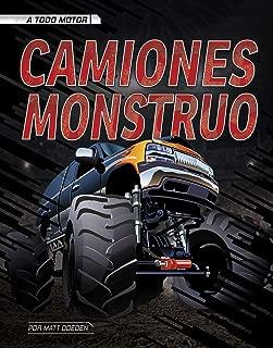 Camiones monstruo (A todo motor) (Spanish Edition)