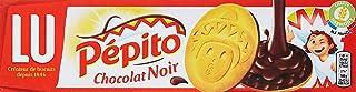 LU Pepito Dark Chocolate Biscuits, 192 gm