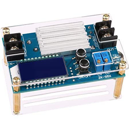 DC-DC Adjustable Voltage Booster Power Supply Step SET Up Pro G1C3