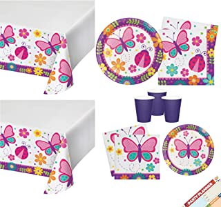 Best butterfly garden birthday party decoration Reviews