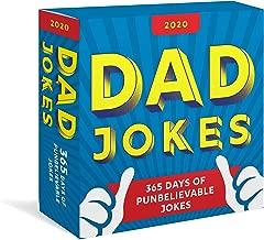 2020 Dad Jokes Boxed Calendar: 365 Days of Punbelievable Jokes