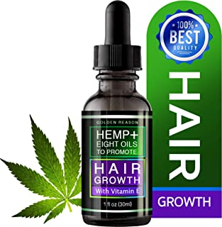 Hair Growth Serum. Premium Anti Hair Loss. This Advanced Hair Oil is an Anti Dandruff and Hair Moisturizer With Vitamin E and Sexy Smell. Made in USA.