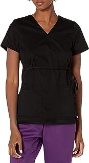 koi Classic 137 Women's Katelyn Mock-Wrap Scrub Top