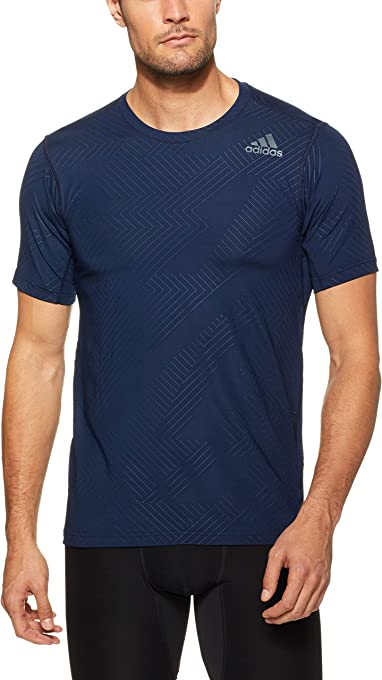 Adidas Men's Freelift Fitness Fitted T-Shirt
