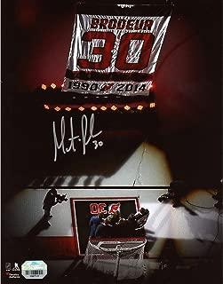 Martin Brodeur New Jersey Devils Autographed 8