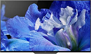 Sony 55 Inch OLED 4K Ultra HD Smart TV, Black - KD-55A8F