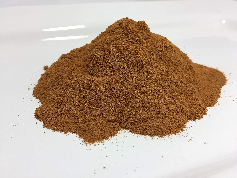 Cinnamon Ground (3% oil grade) in a plastic jar - holds 3 oz. [
