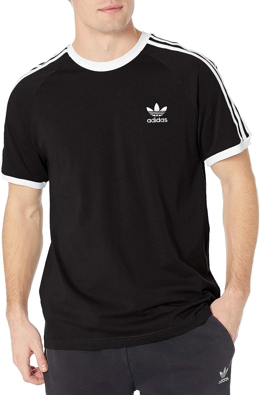 adidas Originals latest Men's Adicolor Classics Tee Direct stock discount 3-Stripes