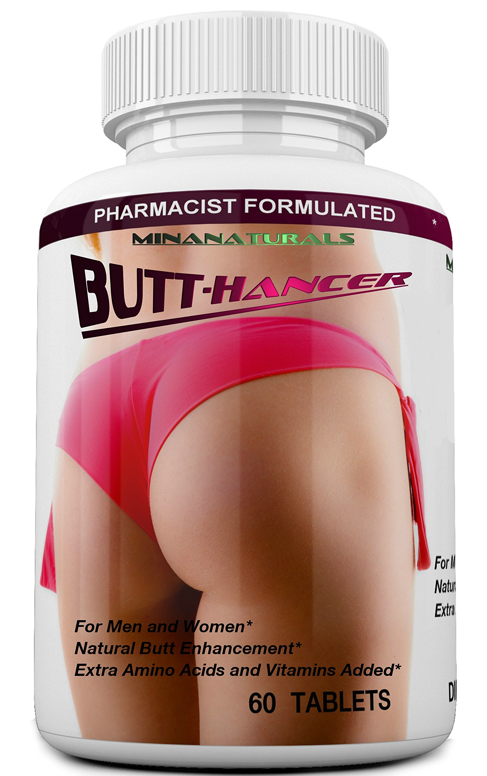 BUTTHANCER Natural Enlargement Enhancement Enhancer