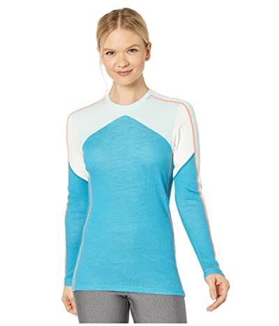 Helly Hansen Lifa Merino Crew (Blue Wave) Women