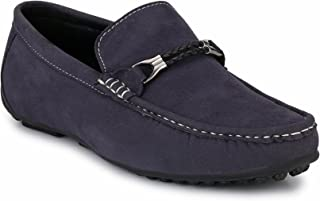 Levanse Leather Suede Loafers & Mocassins for Mens/Boys