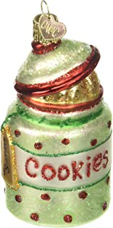 Old World Christmas Desserts, Cakes and Pies Glass Blown Ornaments for Christmas Tree Cookie Jar