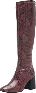 Franco Sarto Women's Tribute Knee High Boot, Brown, 5.5